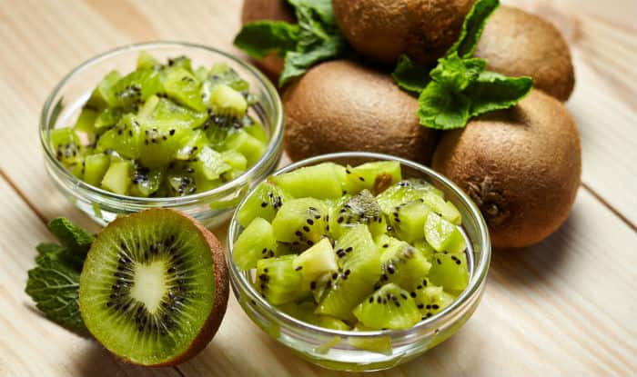 how to make kiwi juice in hindi