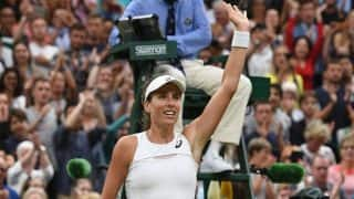 Wimbledon 2017: History on Line as Johanna Konta Faces Venus Williams Showdown