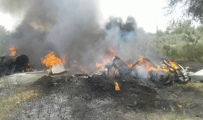 Kiran trainer aircraft crashes in Telangana, Court of Inquiry ordered