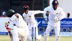 Sri Lanka vs India 2017: Hosts Announce 15-Man Squad For First Test