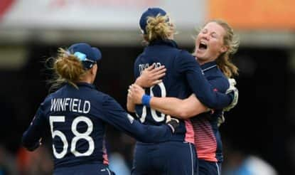 England Win Women's World Cup 2017, Beat India in a Thriller by Nine Runs