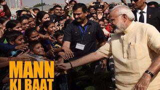 Mann Ki Baat: PM Modi Terms GST a Historic Achievement, Praises Indian Women Cricket Team