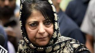 Jammu And Kashmir Politics Highlights: Strange That Machine at Guv's Residence Didn't Receive Our Fax But Issued One Regarding Assembly Dissolution, Says Mehbooba Mufti