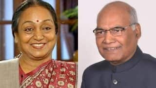 Presidential Election Result Today; Ram Nath Kovind Set To Win Against Meira Kumar
