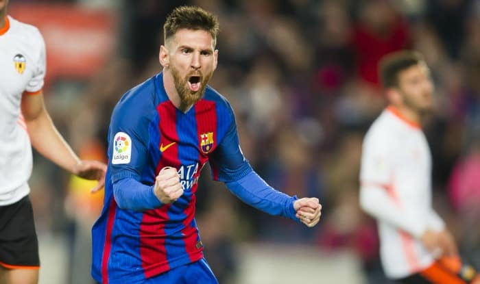 Messi agrees to lucrative Barca extension