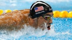 Michael Phelps Opens up About Battling Anxiety, Depression
