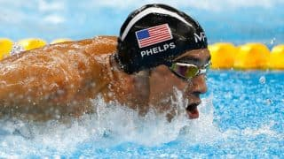 Olympic Gold Medalist Michael Phelps Opens up About Battling Anxiety, Depression