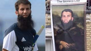 Moeen Ali Photoshopped Into The 'Moeena Lisa' by England Cricket Fans! Viral Picture Receives Major Backlash