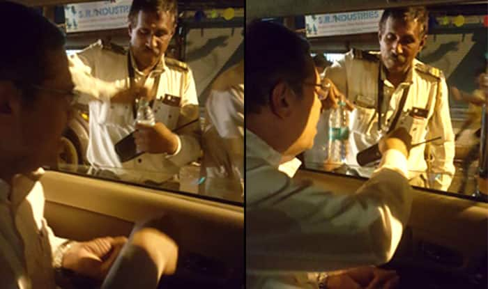 Mla Vivek Pandits Sincere Thank You Letter To A Policeman Is