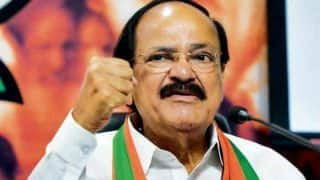 If Not The Mother, Would You Salute Afzal Guru? Says Venkaiah Naidu to Opponents of Vande Mataram