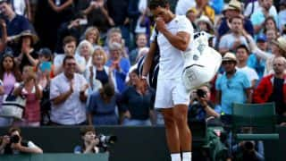 Wimbledon 2017: Rafael Nadal Crashes Out After Epic Five Set Defeat to 16th Seeded Gilles Muller
