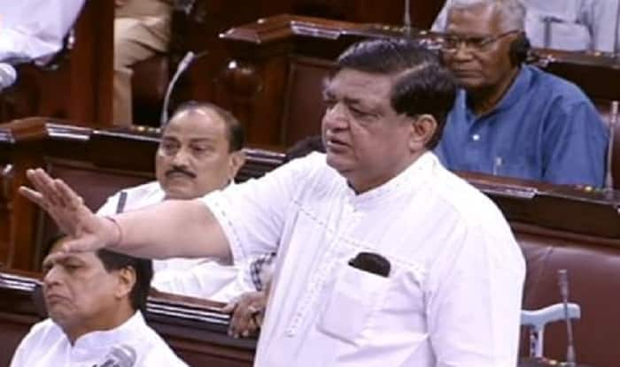 Naresh Agarwal's remark create storm in RS; Jaitley, Anant lead the charge