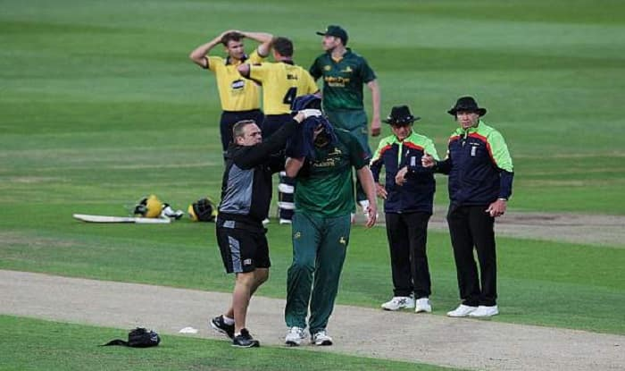 Bowler Smashed In The Head By Cricket Ball In Truly Horrific Incident