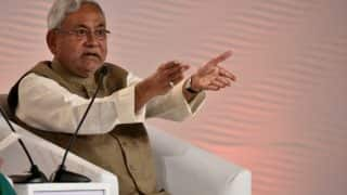 Nitish Kumar Quits as Bihar Chief Minister, Says 'Conscience Pricked Me, Impossible For Me To Work In This Situation'