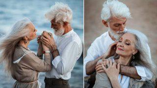 Famous Elderly Couple From The Viral Photo Shoot Are Not A Real Life Couple, Reveals Photographer Irina Nedyalkova