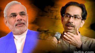 No-confidence Motion: Shiv Sena MPs to Not Attend Lok Sabha Today