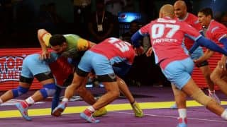 Puneri Paltan vs Jaipur Pink Panthers PKL 5: Jaipur Register First Win