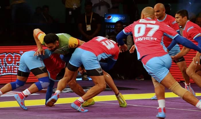 Pro Kabaddi League 2017: Points Table,Team Standings