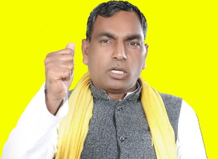 UP cabinet minister to sit on dharna for DM's transfer