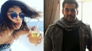 Priyanka Chopra Vacationing In Maldives, Salman Khan On The Sets of Tiger Zinda Hai In Morocco - A Look At The Pictures That Went Viral This Week