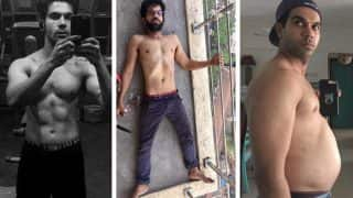 Rajkummar Rao gains 11 kgs of Weight for Subhash Chandra Bose film; This Sudden Transformation will leave you stunned!