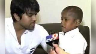 Ram Charan's Little Fan Parasuram Popularly Known as Mini Maghadeera Dies Due to Jaundice