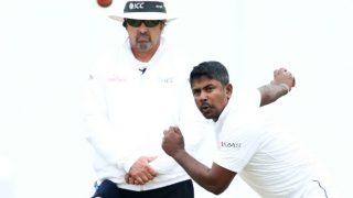 Pakistan vs Sri Lanka, 1st Test: Rangana Herath's Double Derails Pakistan at Lunch on Day 4