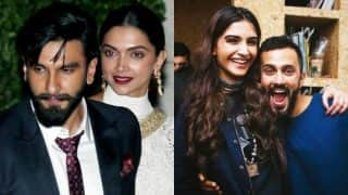 Forget Ranveer Singh-Deepika Padukone's Public Appearance Check Out Sonam Kapoor-Anand Ahuja's Pictures Chilling Out In New York City