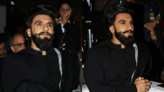Ranveer Singh Trims His Alauddin Khilji Beard LIVE As Prep For The Next Schedule of Padmavati - Watch Video