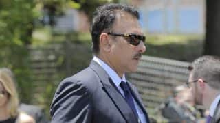Ravi Shastri to Meet BCCI Officials on Monday to Get His Support Staff