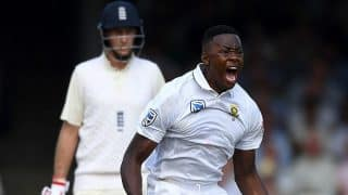 England vs South Africa: Kagiso Rabada To Miss Second Test For Using 'Inappropriate  Language'