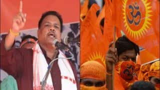 Assam Congress Chief Writes to Rajnath Singh Seeking Action Against Bajrang Dal, VHP for 'Imparting Arms Training'
