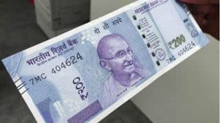 Rs 200 Notes Likely to be in Circulation From September; Government Issues Notification