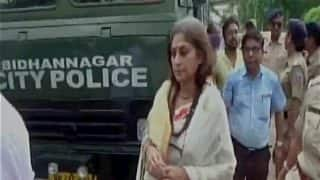 West Bengal Communal Violence: BJP MP Roopa Ganguly Detained in Basirhat, Situation Remains Tense