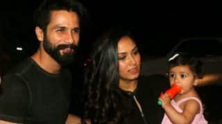 For Wishing Baby Misha On Her First Birthday, Cool Dad Shahid Kapoor Thanks Fans In The Sweetest Way!