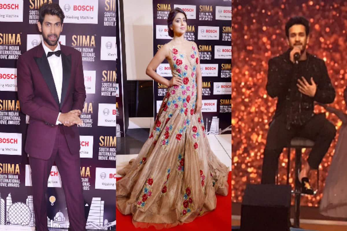 SIIMA 2017: Rana Daggubati, Shriya Saran, Akhil Akkineni's