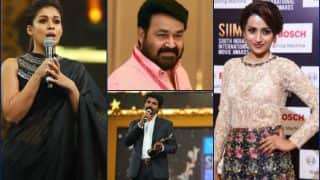 SIIMA 2017 winners: Mohanlal, Nayanthara, Sivakarthikeyan, Trisha Krishnan win big at the prestigious award ceremony!
