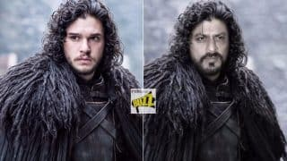 Shah Rukh Khan is Jon Snow From Game of Thrones! Fan-made Picture of SRK Gives You Hope for Indian GoT