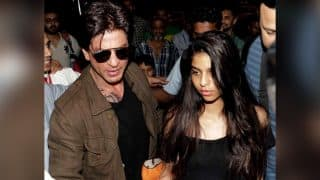 'I Am Stuck' - Shah Rukh Khan Recalls Suhana's Frantic Call To Him From Tubelight Screening