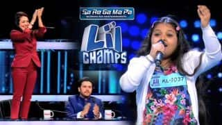 Sa Re Ga Ma Pa Lil Champs: Contestants Sing Songs On India's Farmaish