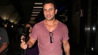 Fashion Police, Saif Ali Khan Does Not Mind Repeating His Clothes
