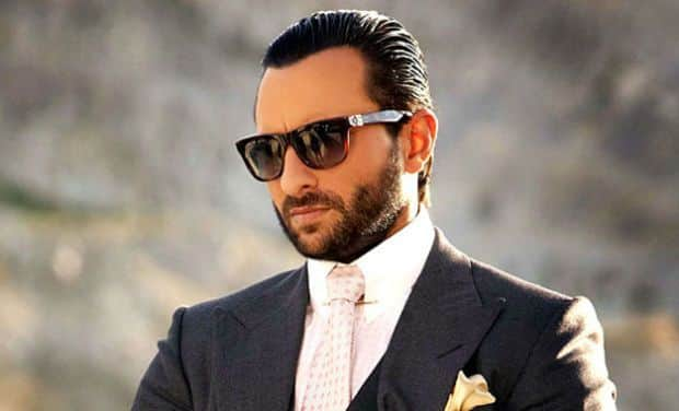 Saif Ali Khan as warrior in Aanand L. Rai