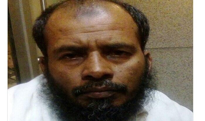 पुलिस ने सलीम को खोजने के लिए लुकआउट नोटिस जारी किया था ( फोटो क्रेडिट -ANI )