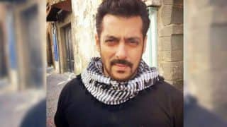 Salman Khan Goes To Morocco To Shoot For Tiger Zinda Hai And As Usual Creates A Fan Frenzy - Watch Video