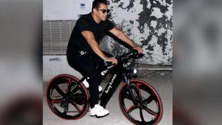 गडकरी के मिशन को मिला सलमान का साथ, मेरठ एक्सप्रेसवे पर चलाएंगे साइकिल