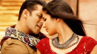 Salman Khan Is Totally Smitten By Tiger Zinda Hai Co-Star Katrina Kaif!