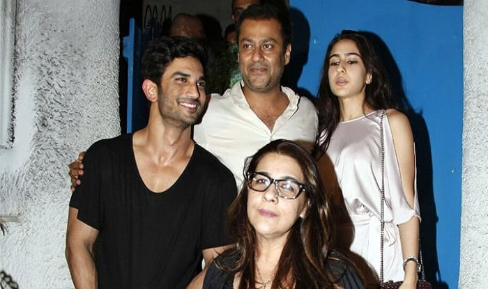 Confirmed! Sara Ali Khan To Debut Opposite Sushant Singh Rajput In Kedarnath
