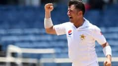 Pak Selectors Retain Yasir Shah for Two Tests Against SL