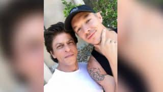 Shah Rukh Khan To Feature In DJ Diplo's Next Single? - View Pic