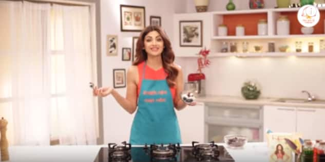 Shilpa Shetty icecream